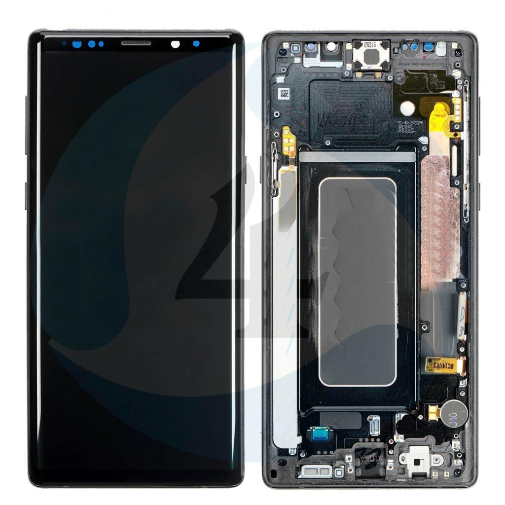 SONY XZ2 Compact sim tray zwart