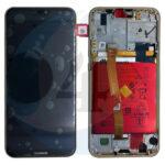 02351 WRN Huawei P20 lite service pack lcd scherm screen gold
