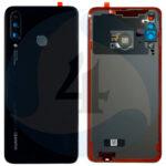 02352 RPV huawei P30 lite batterij cover service pack black