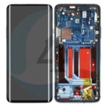 2011100057 oneplus 7pro lcd scherm display with frame blue