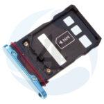 51661 LGC huawei p30pro sim tray blue
