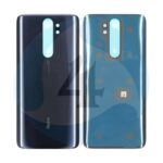 5540508001 A7 batterijcover black grey For Xiaomi Redmi Note 8 Pro M1906 G7