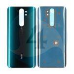 5540508001 A7 batterijcover green For Xiaomi Redmi Note 8 Pro M1906 G7