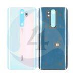 5540508001 A7 batterijcover white For Xiaomi Redmi Note 8 Pro M1906 G7