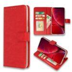 AAA boek rood-hoesje-case-schutzhulle-coque-cover-smartphone-book case-boekmodel