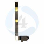 Apple i Pad Mini 4 Headphone Jack With Flex Cable Black 500x600