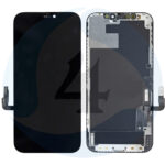 Apple replacement for iphone 12 12 pro oled screen digitizer assembly black 1scherm