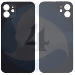 Apple replacement for iphone 12 mini back cover black 1