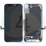 Apple replacement for iphone 12 mini oled screen digitizer assembly black 1