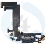 Apple replacement for iphone 12 mini usb charging flex cable black 1