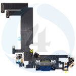 Apple replacement for iphone 12 mini usb charging flex cable blue 1