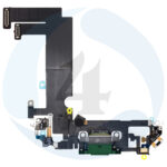 Apple replacement for iphone 12 mini usb charging flex cable green 1
