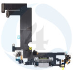 Apple replacement for iphone 12 mini usb charging flex cable white 1