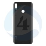 Backcover Black For Huawei Y9 2019