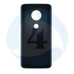 Backcover Black For Motorola Moto G7 Plus