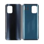 Backcover Black For Xiaomi Mi 10 Lite M2002 J9 G batterij cover