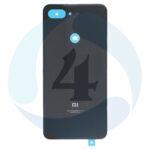 Backcover Black For Xiaomi Mi 8 Lite M1808 D2 TG