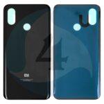 Backcover Black For Xiaomi Mi 8 M1803 E1 A