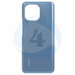 Backcover Blue For Xiaomi Mi 11 M2011 K2 G