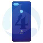 Backcover Blue For Xiaomi Mi 8 Lite M1808 D2 TG