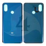 Backcover Blue For Xiaomi Mi 8 M1803 E1 A
