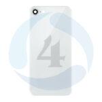 Backcover Glass White For i Phone 8
