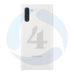Backcover White For Samsung Galaxy N970 F Note 10