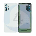 Backcover white For Samsung Galaxy A32 5 G SM A326