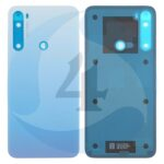 Backcover white For Xiaomi Redmi Note 8 T M1908 C3 XG batterijcover