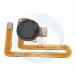 Finger Scanner Flex Black For Motorola Moto G8 Power XT2041