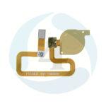 Finger Scanner Flex Gold For Huawei Y7 Prime 2018