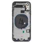 For Apple i Phone 11 batterij cover backcover housing Black