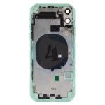 For Apple i Phone 11 batterij cover backcover housing Green