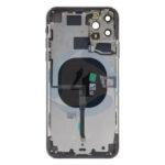 For Apple i Phone 11 pro max batterij cover backcover housing black