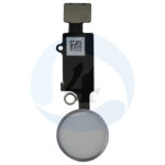 For Apple i Phone 8 Se 2020 Home Button Flex Cable for i Phone 7 7 Plus 8 8 Plus SE 2020 Silver