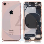 For Apple i Phone 8 Se 2020 ear Back cover Gold org pulled