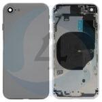 For Apple i Phone 8 Se 2020 ear Back cover White