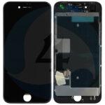 For Apple i Phone 8 Se 2020 lcd display scherm AAA plus black