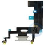 For Apple i Phone XR laadconnector dockconnector White
