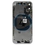 For Apple i Phone Xs batterij cover backcover housing White