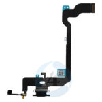For Apple i Phone Xs charger connector Black opleader