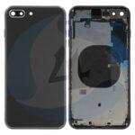 For Apple i Phone backcover housing AAA Black