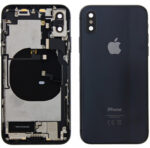For Apple iphone xs max backcover housing black Pulledd