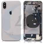 For Apple iphone xs max backcover housing white Pulled