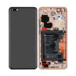 For Hhawei P40 Pro service pack lcd display scherm Gold