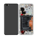 For Hhawei P40 Pro service pack lcd display scherm White