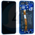 For Huawei Honor 10 service pack lcd scherm display Bluee