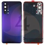 For Huawei Honor 20 pro backcover batterij cover Purple