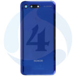 For Huawei Honor View 20 batterij cover back cover blue