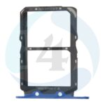 For Huawei Honor View 20 lcd sim tray Blue